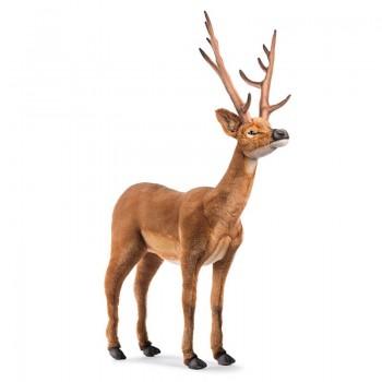 Cervo coda bianca 105 cm