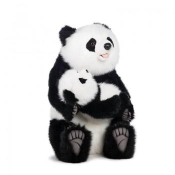 Panda con piccolo