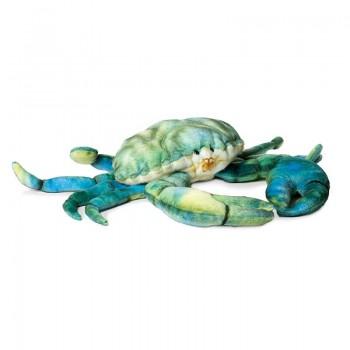 Granchio verde azzurro