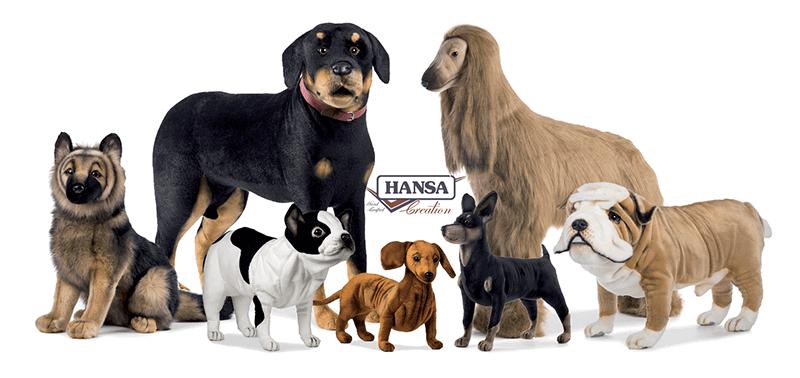 Hansa Creation Slider Cani di tutte le razze e taglie