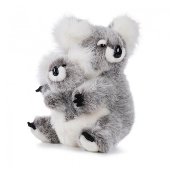 KOALA CON CUCCIOLO Hansa Creation