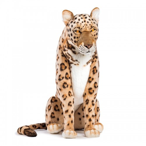 LEOPARDO SEDUTO Hansa Creation