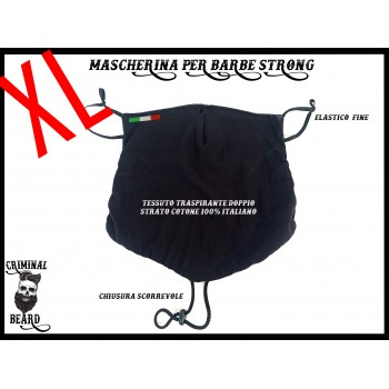 MASCHERINA BARBA XL...