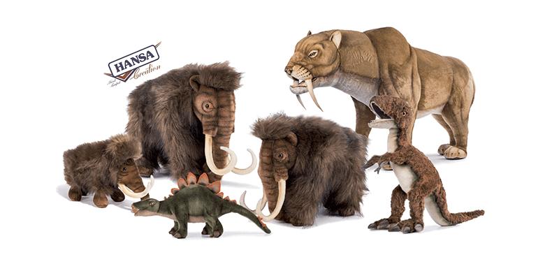 Hansa Creation Slider Preistoria e Dinosauri