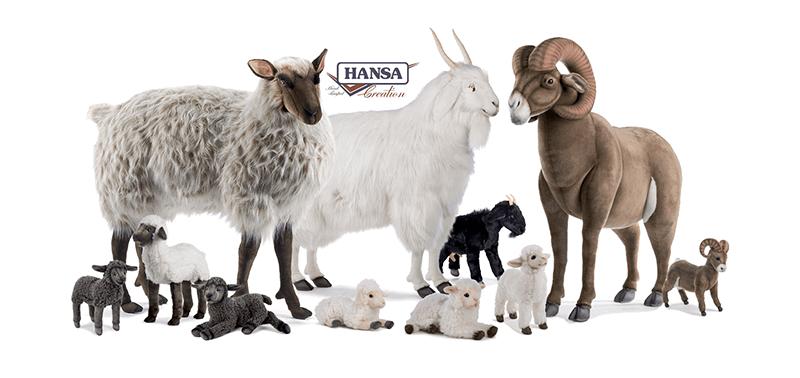 Hansa Creation Slider Nella vecchia fattoria